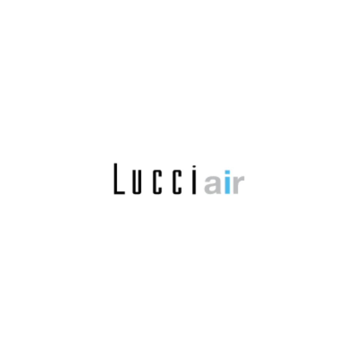 Airfusion Type A 60 DC Fan Only in White/Teak